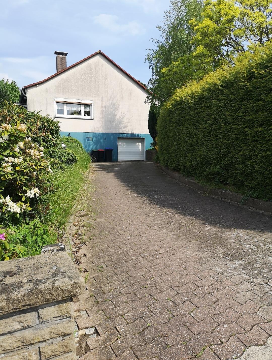 Ruhig gelegenes Einfamilienhaus am Ohrberg in Hameln